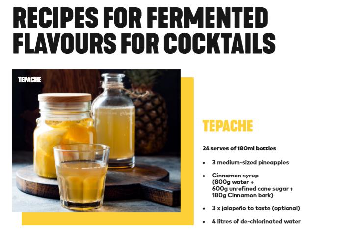Fermented Cocktails