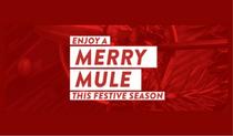 My Merry Mule  Social Media Asset Style 1