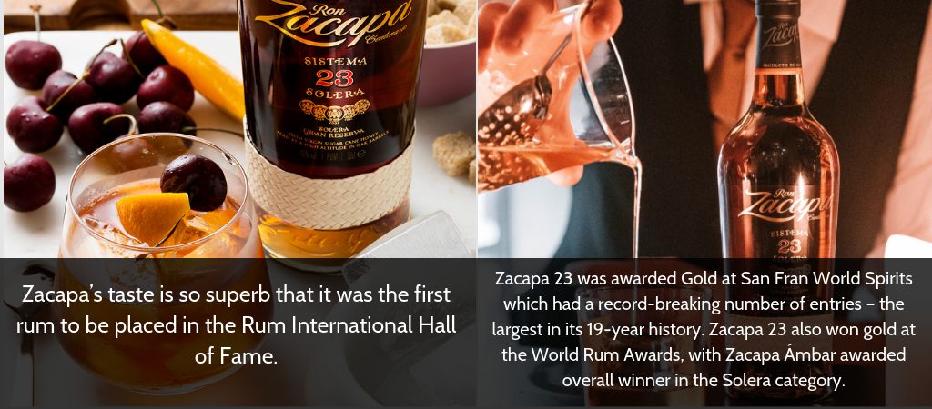 Zacapa - Interesting Facts 1