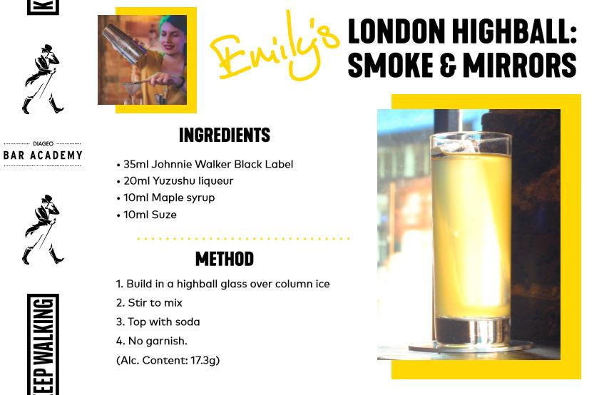 City Highball Recipe