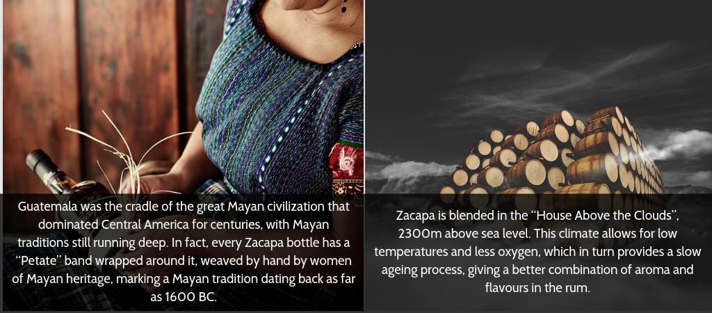 Zacapa - Interesting Facts 2