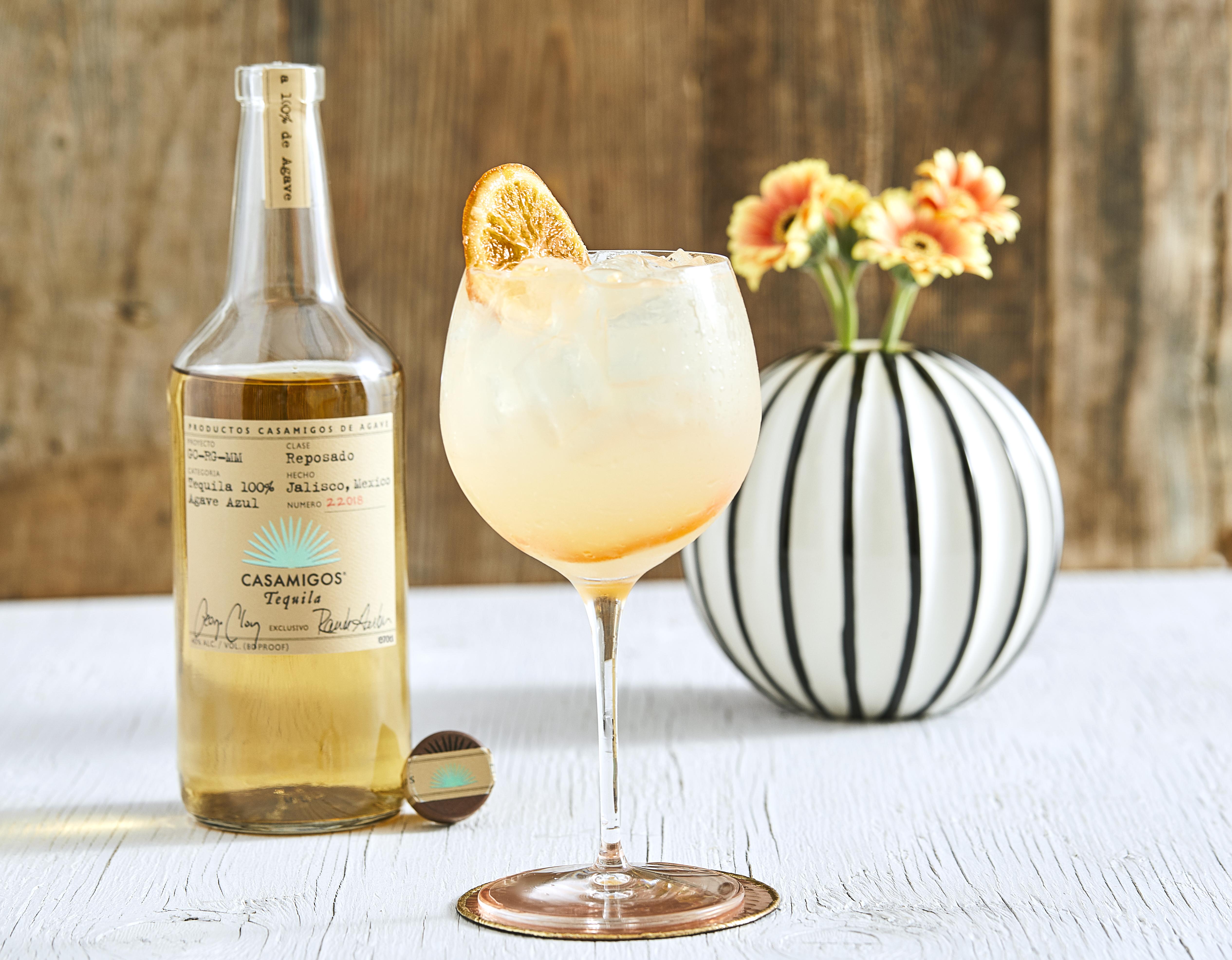 Cócteles clásicos con tequila