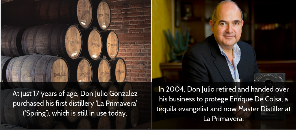 Don Julio - Interesting Facts