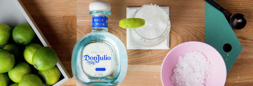 Don Julio Blanco - Header image