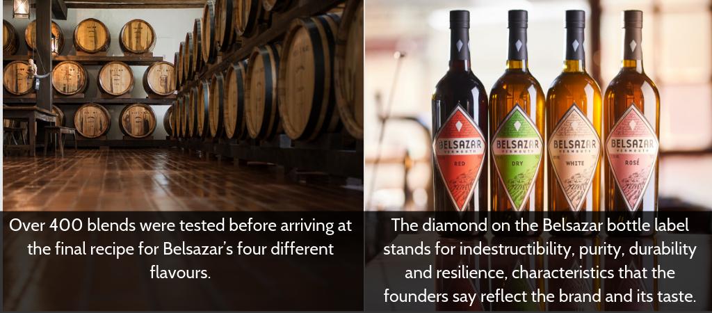 Belsazar brand page - Interesting Facts image