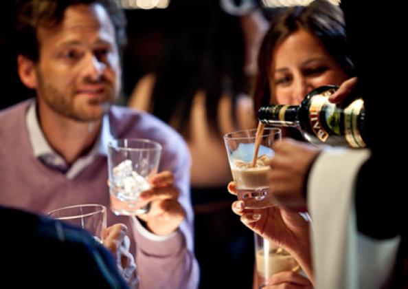 Liqueurs & Spirited