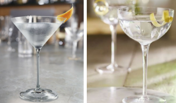 EVOLUTION OF MARTINI COCKTAIL
