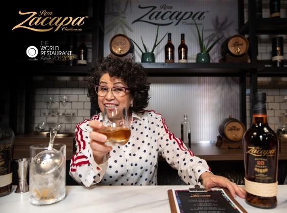 Zacapa brand page - Lorena Vasquez image