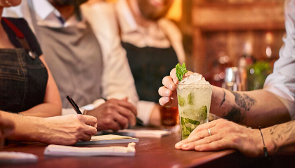 BAR CHAT: SUSTAINABILITY IN THE INDUSTRY