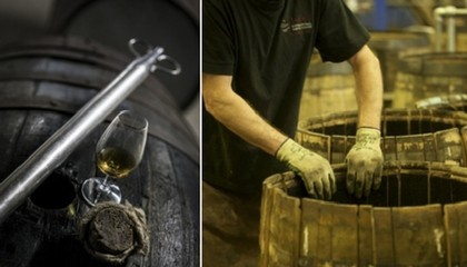 ​CASKS AND WHISKY