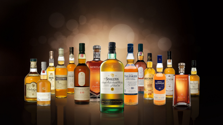 SINGLE MALTS – A W