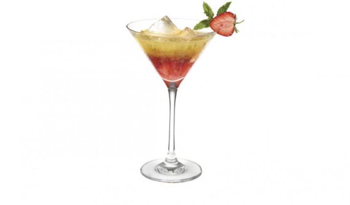 Zacapa martini cocktail