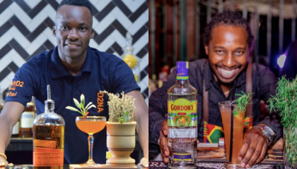 FOUR AFRICAN COCKTAILS RE-IMAGINED
