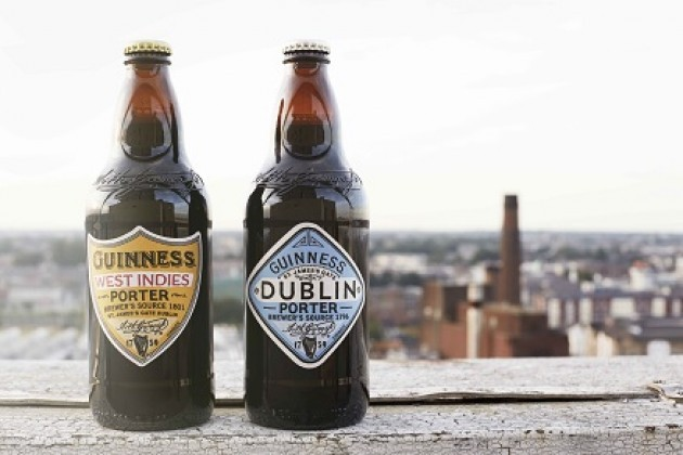 GUINNESS' BREWERS PROJECT