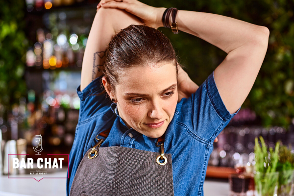 BAR CHAT: HOW TO LOOK AFTER YOURSELF
