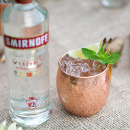 SMIRNOFF MOSCOW MULE