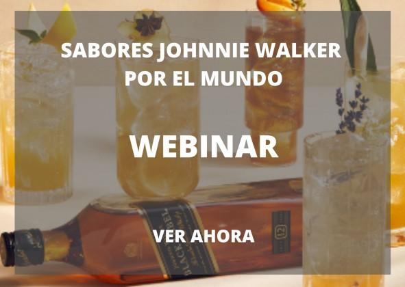 SABORES JOHNNIE WALK