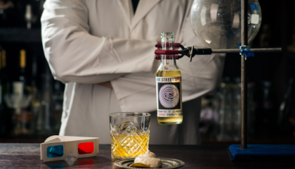 SENSORY COCKTAILS WITH THOMAS ASKE