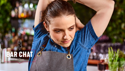BAR CHAT:HOW TO LOOK