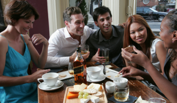 PAIRING FOOD & WHISKY – A MATCH MADE IN HEAVEN