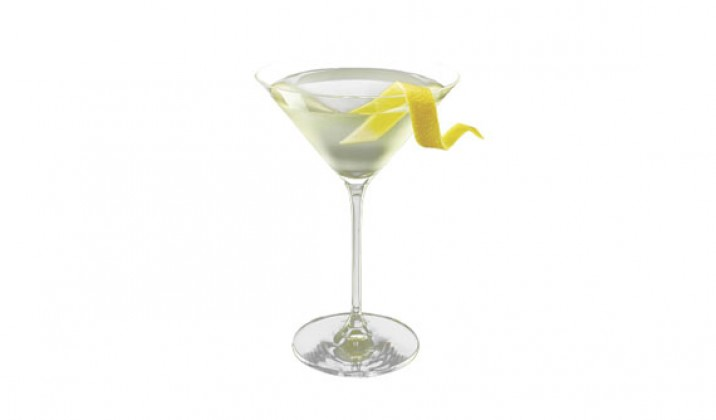 Ketel One Vodka Ultimate martini cocktail