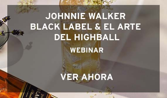 Johnnie Walker Black Label & el arte del Highball