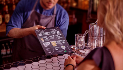 ESSENTIAL BAR SKILLS: UPSELLING