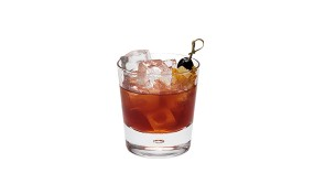Mulled Old Fashioned