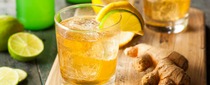 GINGER BEER MOCKTAILS