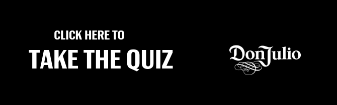Don Julio - Quiz header