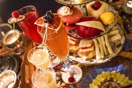 Tea Time Cocktails
