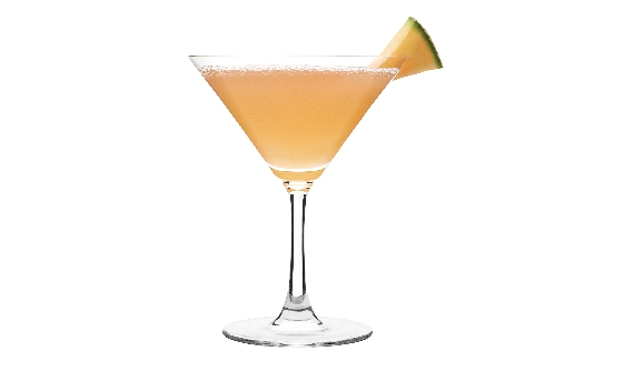 Cantaloupe Vodka / Cantaloupe vodka cocktail is a refreshing drink for the summer.