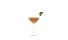Zacapa Mojito Martini Cocktail