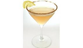 Ginger Crisp Martini