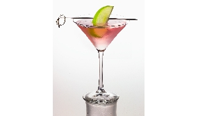 Cranberry Apple Martini