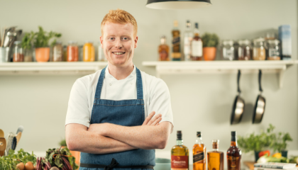 FOOD AND SPIRITS: ADVICE FROM A FLAVOUR PRO