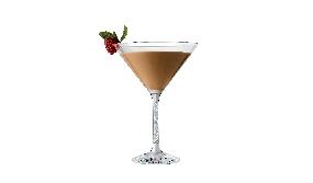 Baileys Raspberry Martini