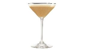 Baileys Strawberry Martini