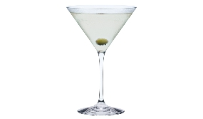 Ciroc Martini with Picholine Olive