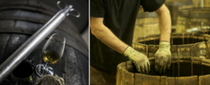 BEHIND THE LIQUID: CASKS AND WHISKY