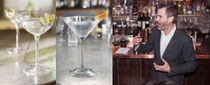 THE EVOLUTION OF THE MARTINI COCKTAIL