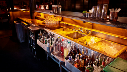 ESSENTIAL BAR SKILLS: OPENING PROCEDURES
