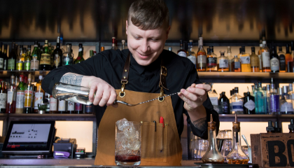 ONE MILLION* WAYS TO BUILD A CAREER IN THE BAR BUSINESS