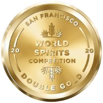 San Francisco World Spirits Competition Double Gold