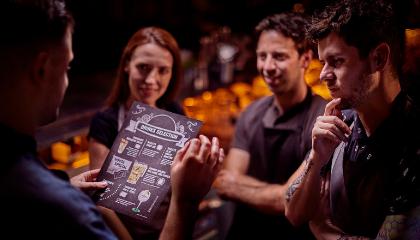 Cocktailkarte Selbst Gestalten.Diageo Bar Academy So Gestaltest Du Eine Erfolgr