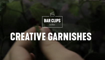 Creative Garnishes