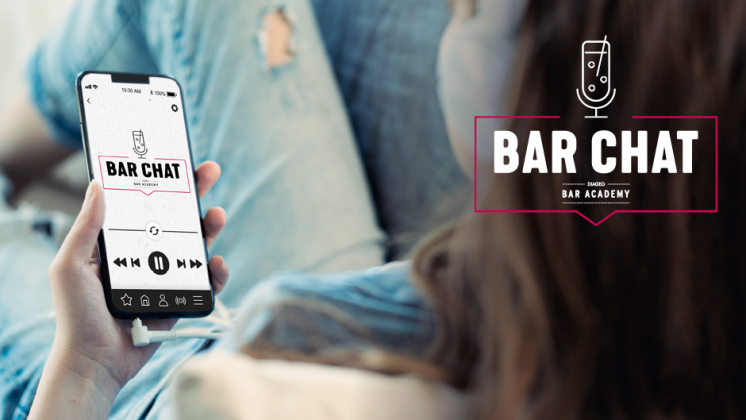THE DIAGEO BAR ACADEMY PODCAST, BAR CHAT