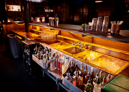 ESSENTIAL BAR SKILLS: ORGANISING YOUR WORKSTATION