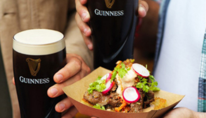 Guinness and Food