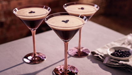 THE STORY BEHIND THE ESPRESSO MARTINI